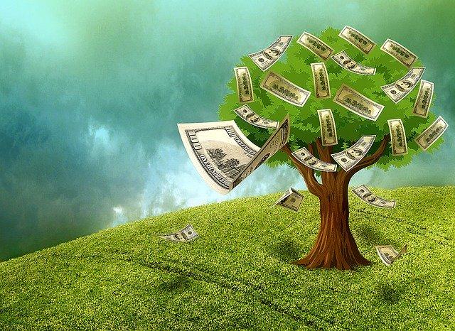 O dinheiro não é a raiz de todo mal. É a fonte de toda liberdade!